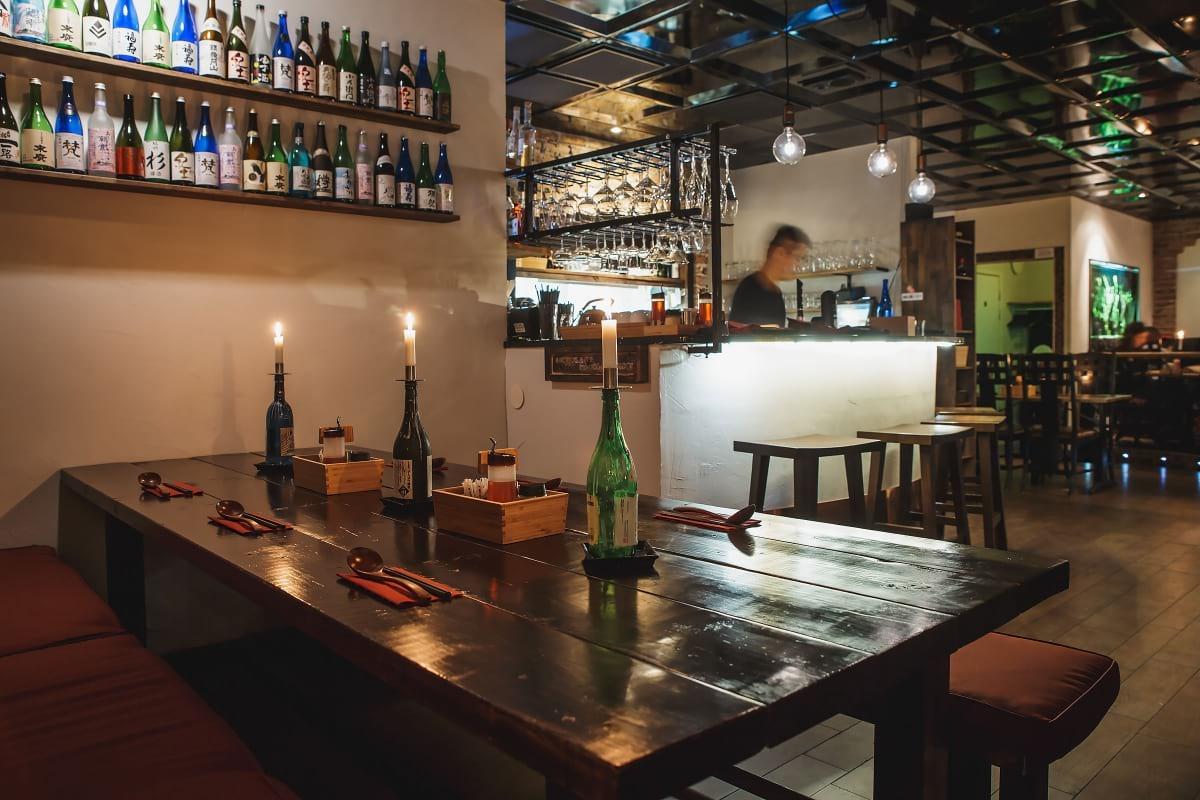 Bästa restaurangerna i Linné