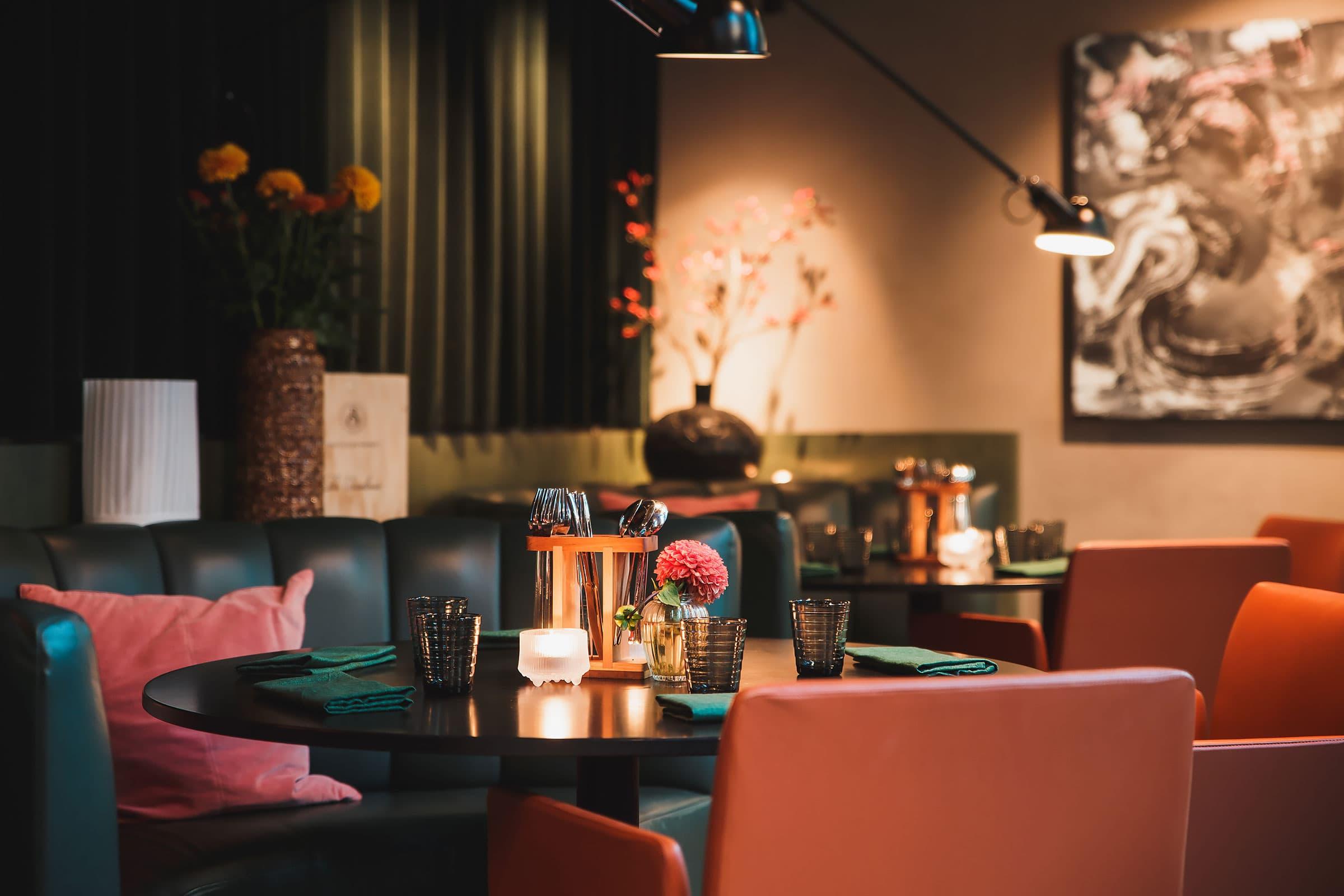 Ostron, champagne och martinis på Penny & Bill