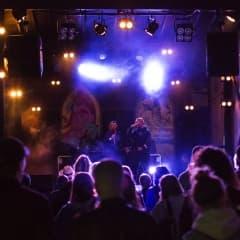 Musikfestival gästar tio Stockholmsklubbar