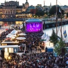 Stockholms kulturfestival & We are Stockholm 14-18 augusti