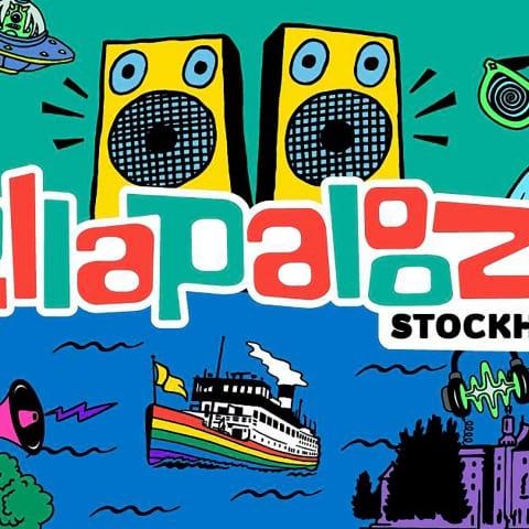 Artisterna som är klara för Lollapalooza Stockholm 2019