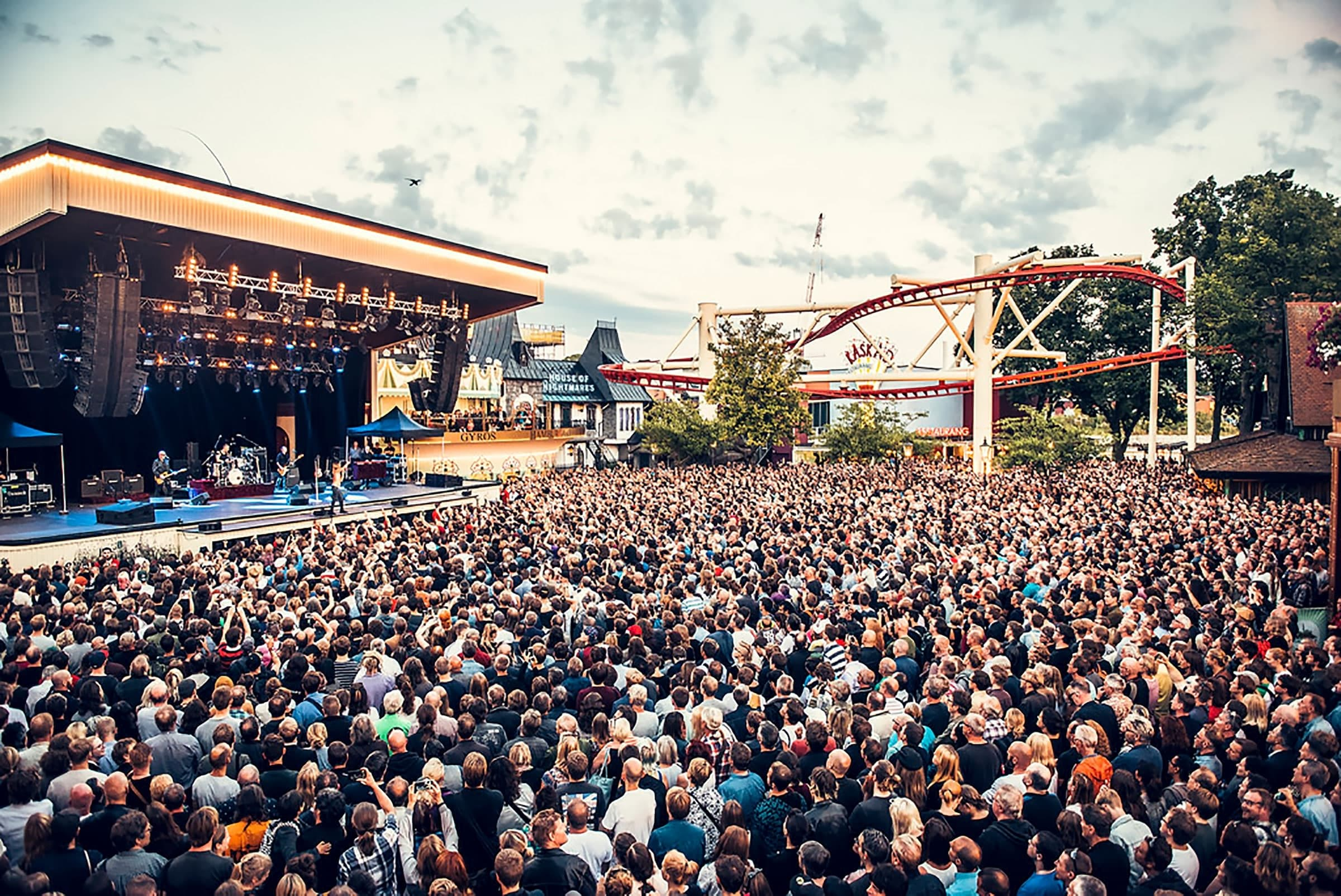 Gröna Lund concerts 2019: this year's artist line-up