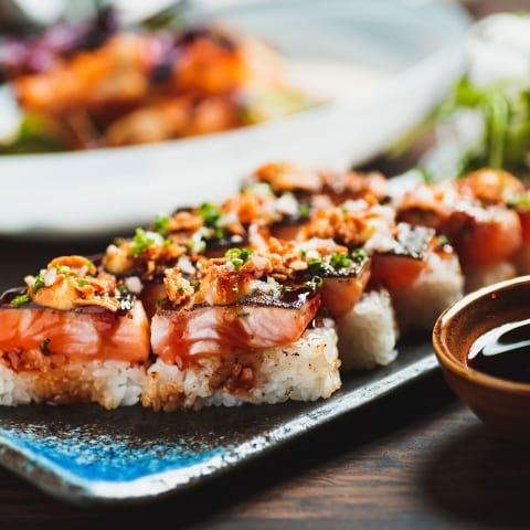 Guiden till Stockholm citys bästa sushi