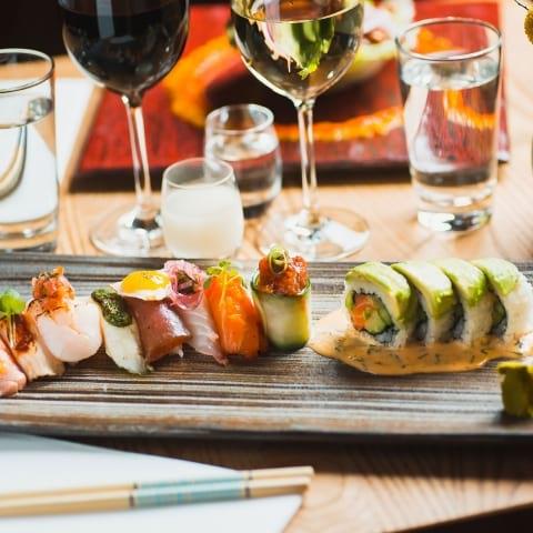 Guiden till Östermalms bästa sushi