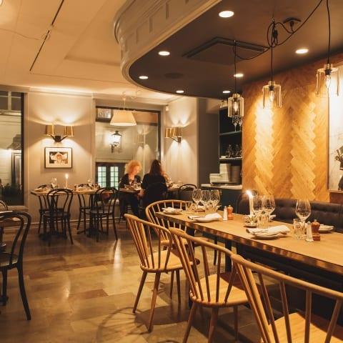Stockholms bästa restauranger med drop-in