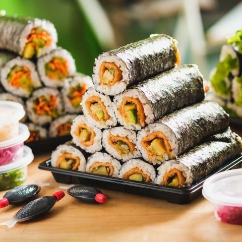 Guiden till Vasastans bästa sushi