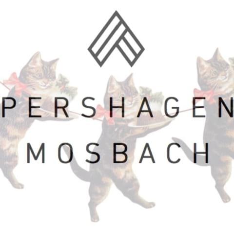 Julmarknad på Galleri Pershagen // Mosbach