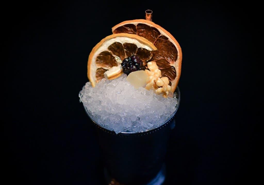 Bortglömda råvaror blir till smakliga drinkar i Haymarkets pop-up