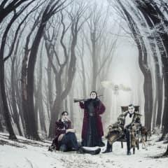 Stjärnspäckad skräckromantik i Gösta Berlings saga