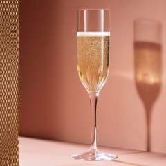 Utställning om champagne på Spritmuseum