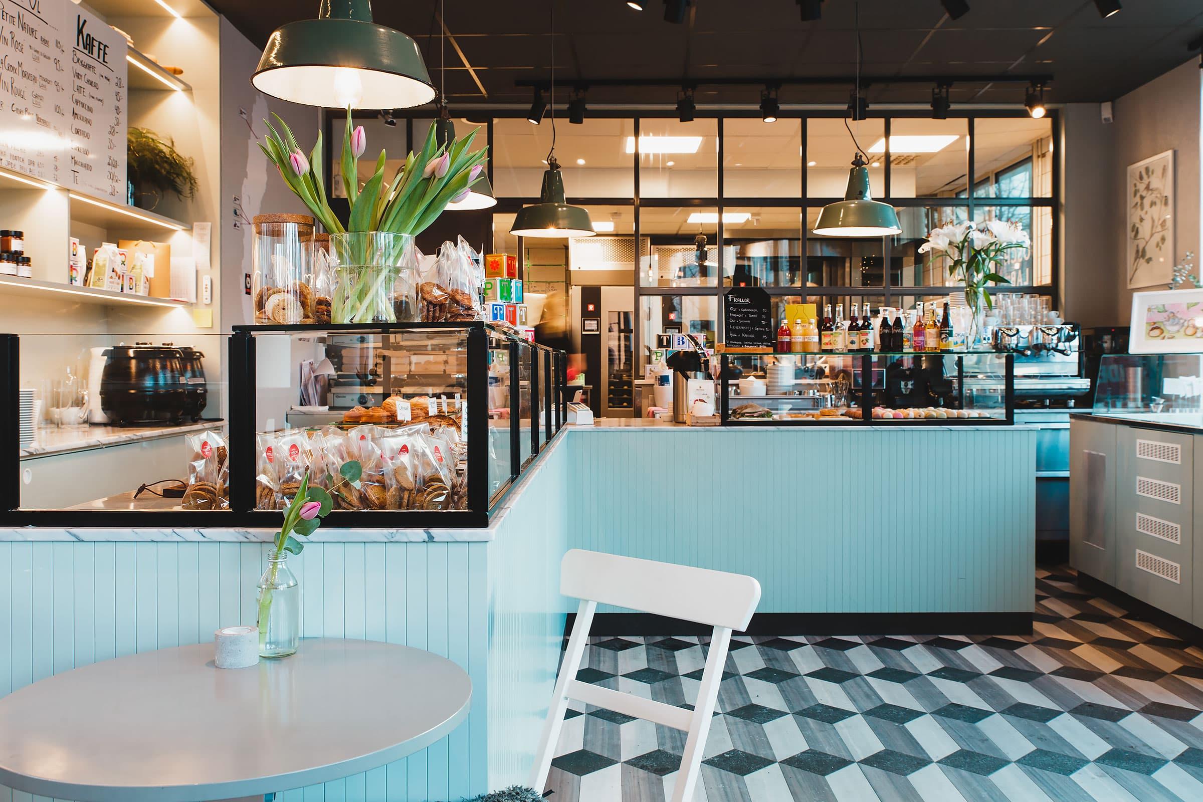 Bästa caféerna på Östermalm