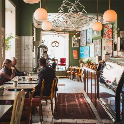 Bästa caféerna i Vasastan