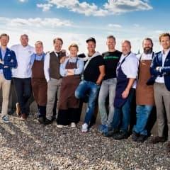 Kända entreprenörer till nya NK Saluhall