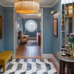 Grand Hôtel öppnar nyrenoverade sviter signerade Martin Brudnizki