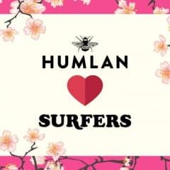 Humlan gästas av Surfers i sommar