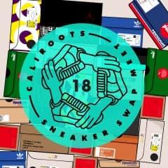 Dagsfest för sneakerfantaster