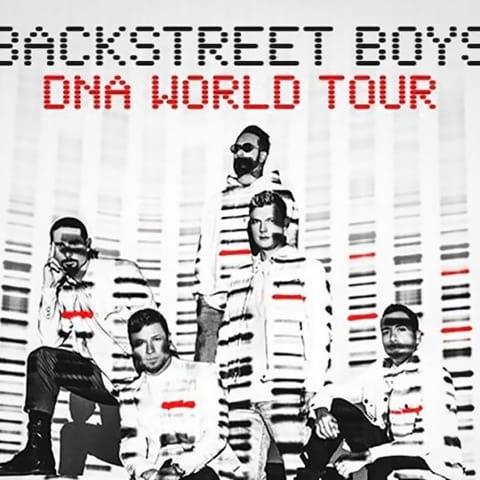 Backstreet Boys till Göteborg 31 maj