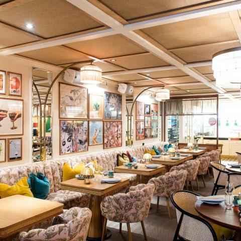 Bästa restaurangerna i Lorensberg