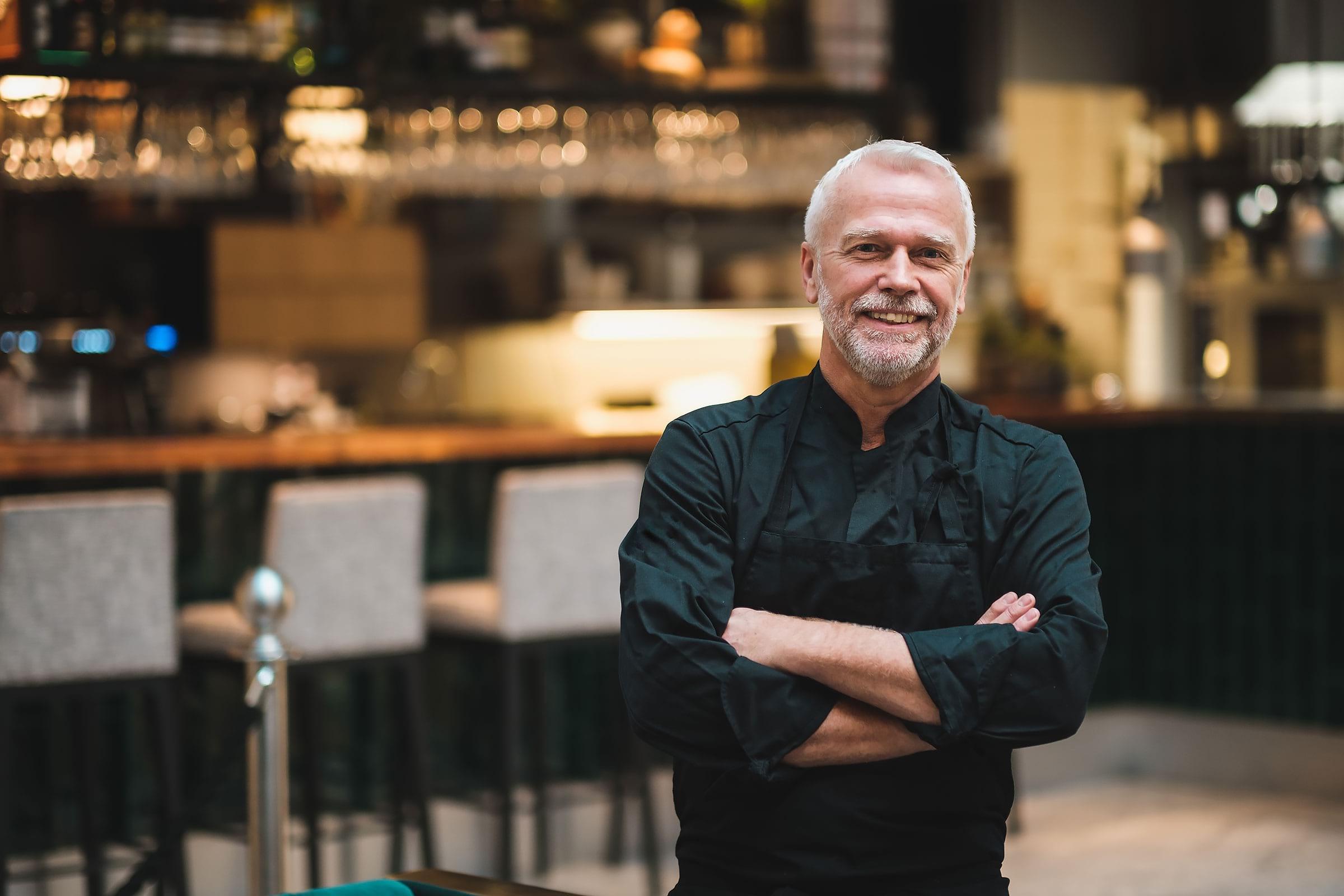 Bill i köket på Löfqvist å Vi