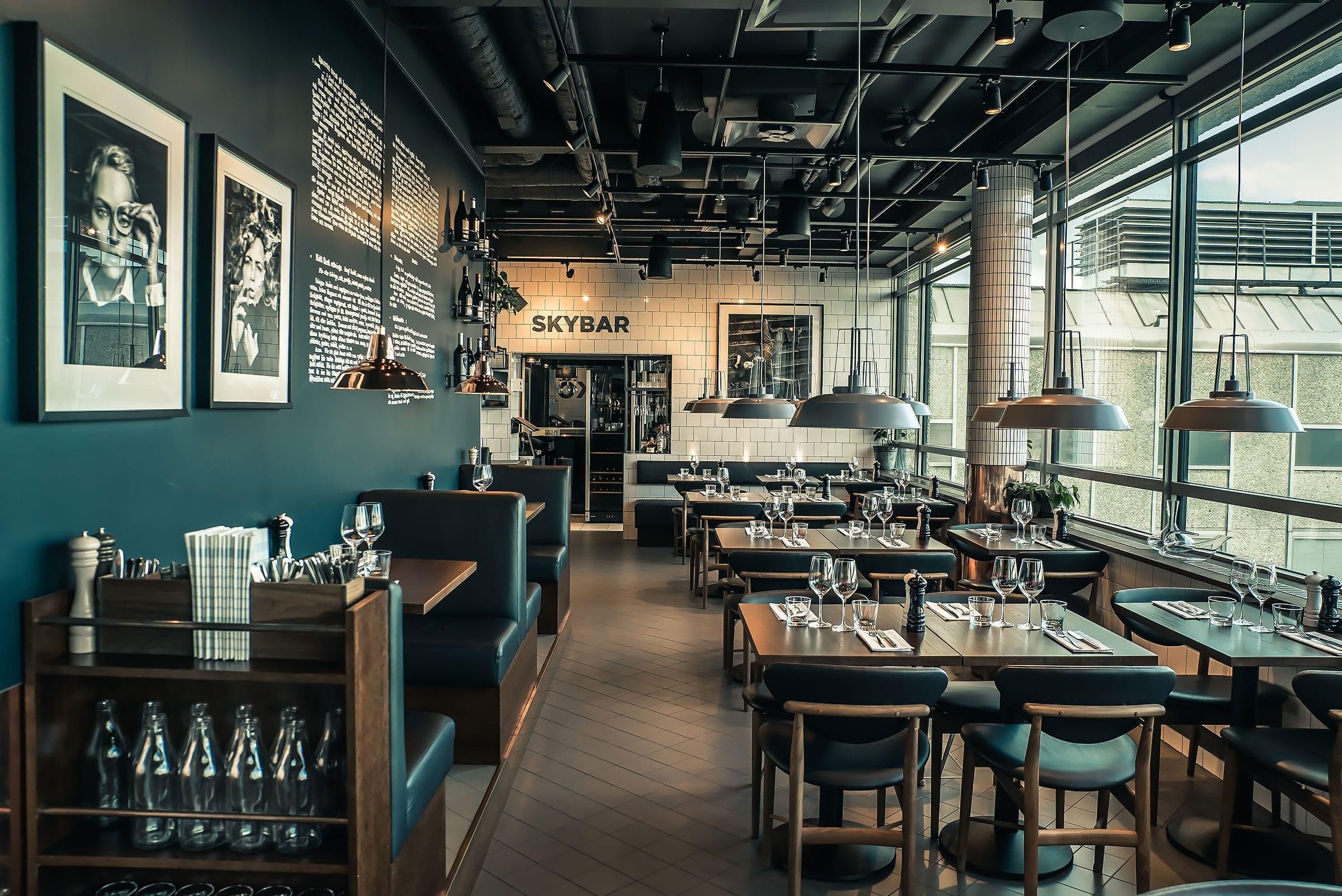 Himlen öppnar ny bar och restaurang