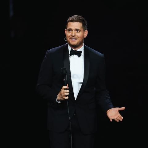 Michael Bublé till Stockholm