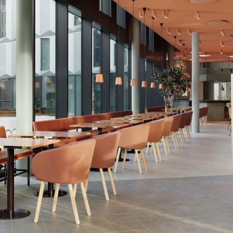 Nytt designhotell i Solna satsar på nordisk-japanska smaker
