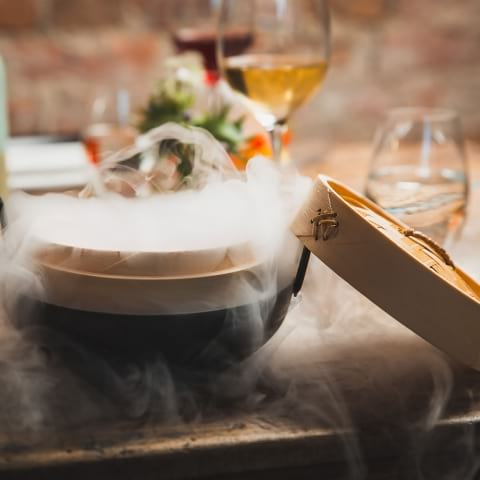 vegetarisk avsmakningsmeny stockholm