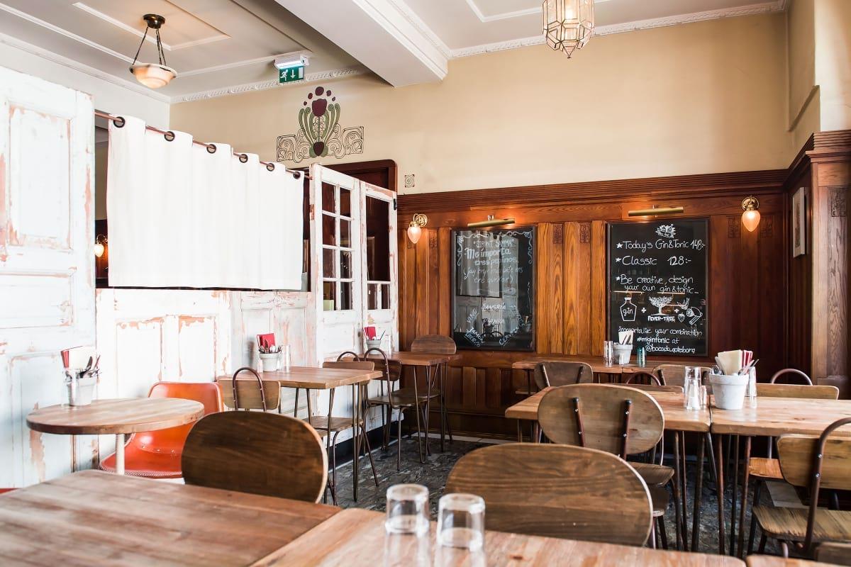 Bästa restaurangerna i Göteborgs centrum