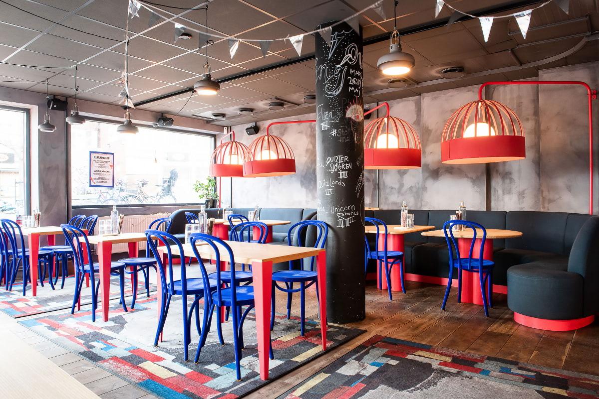 Bästa restaurangerna i Majorna