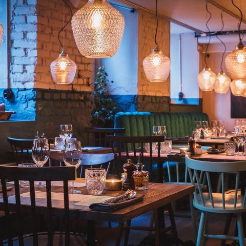 Bästa restaurangerna i Vasa