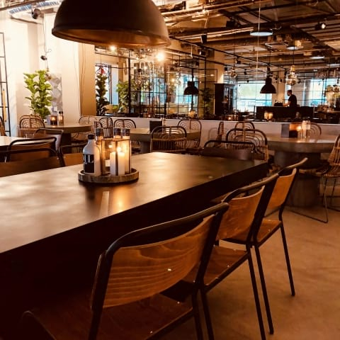 Eatery öppnar i nya Grand Central Sundbyberg