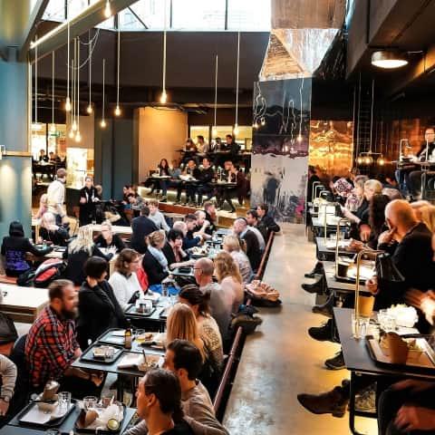 Matfestival med Sveriges främsta kockar