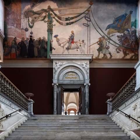 Nationalmuseum öppnar efter fem års renovering