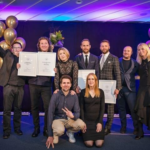 Vinnarna av Svenska Gastronomipriset 2018 utsedda