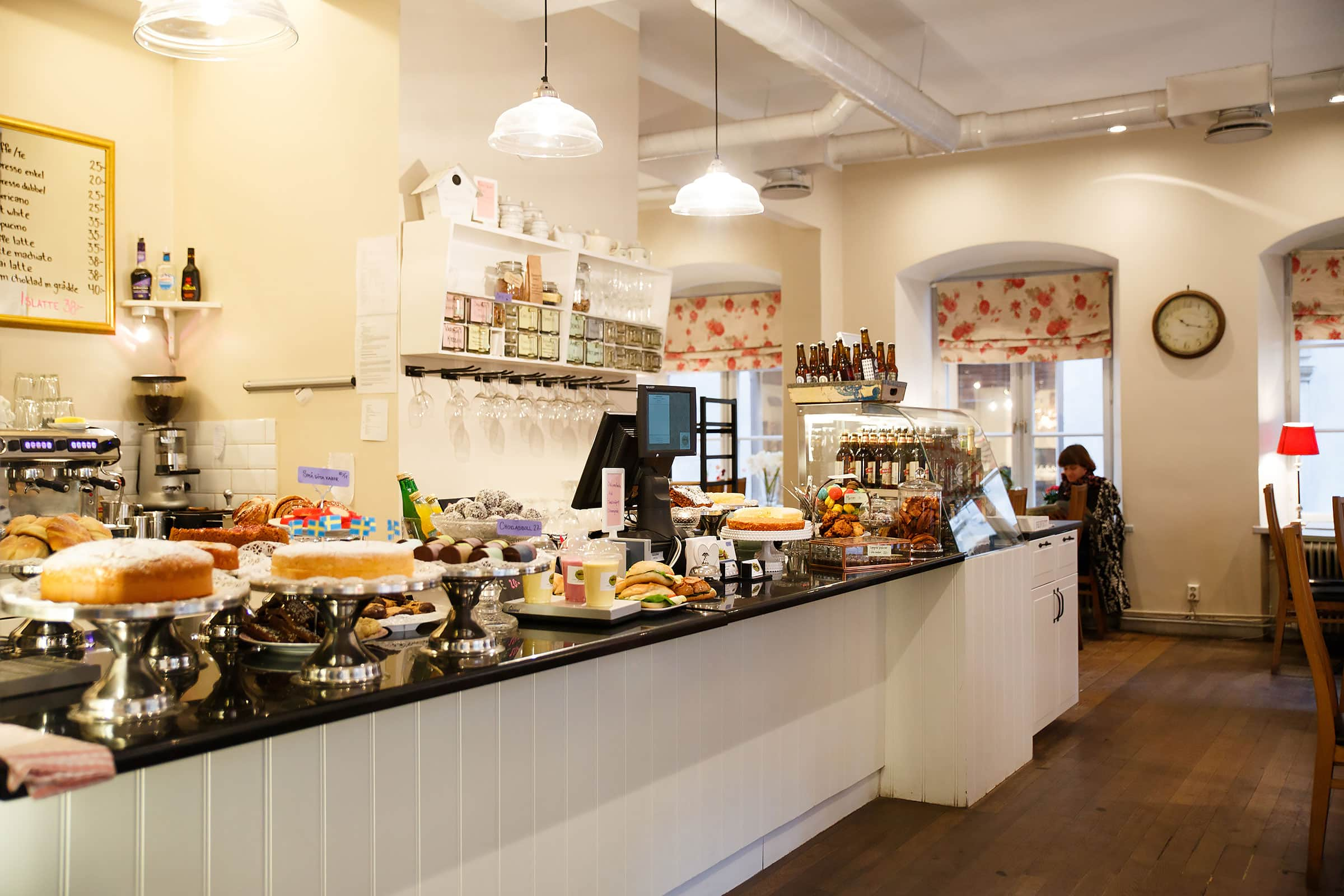 The best cafés in the Old Town