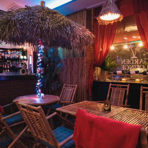 Restauranger på Lilla Essingen