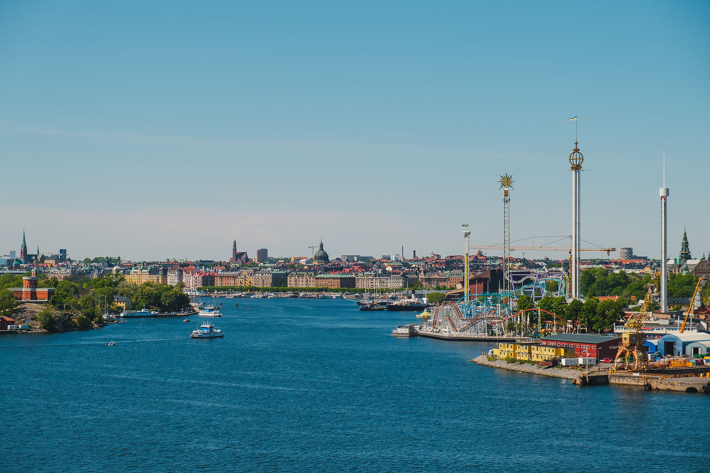 24 hours in Stockholm: experience the city in one day