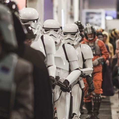 Comic Con till Göteborg – för första gången