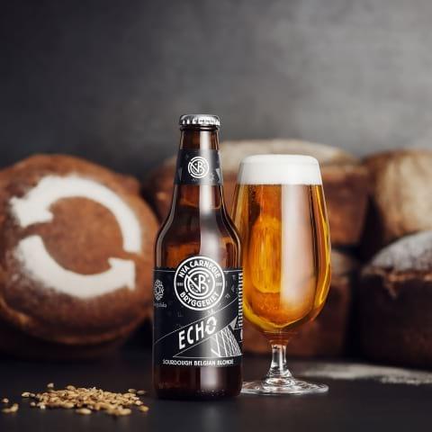 Fotografiska lanserar eget öl – bryggd på brödrester