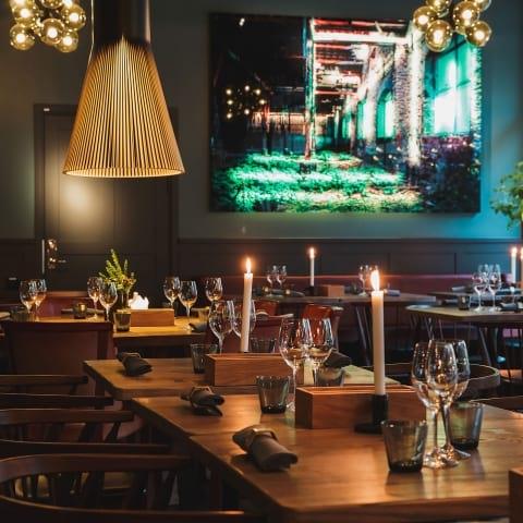 Guiden till restauranger med bra service i Stockholm
