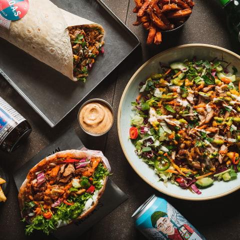Här hittar du Stockholms bästa kebab