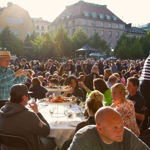 Smaka på Stockholm 2019: Första matfestivalen med zero waste