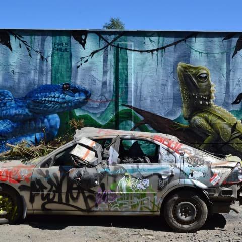 Stor graffitifestival återvänder till Snösätra