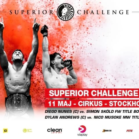 Superior Challenge 19