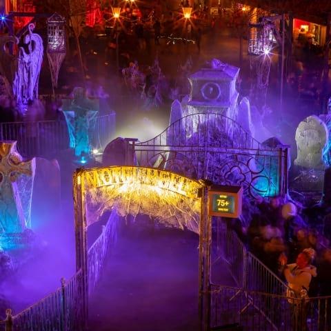 Flera nyheter inför Halloween på Gröna Lund 2019