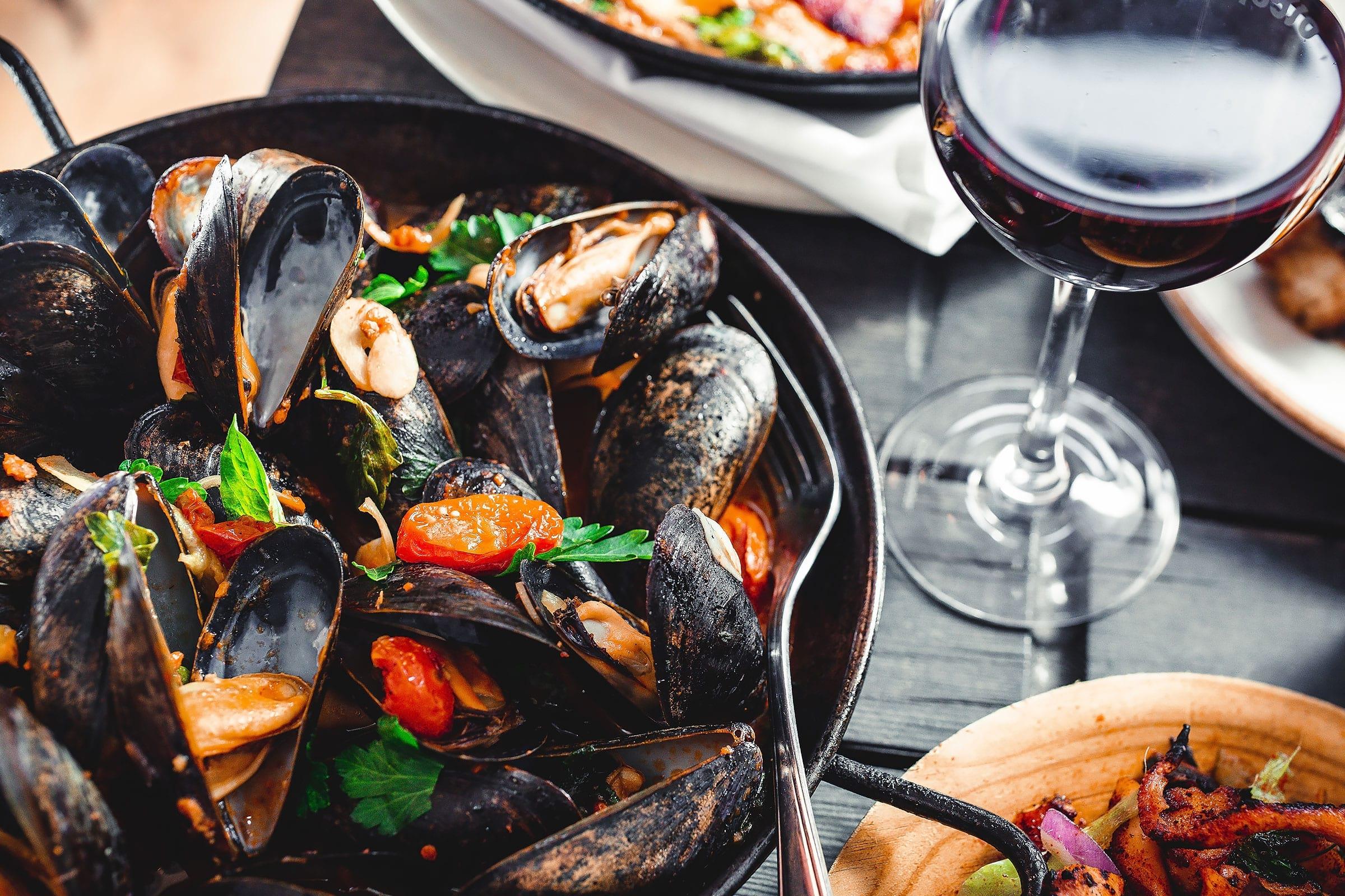 Guiden till Göteborgs bästa skaldjursrestauranger