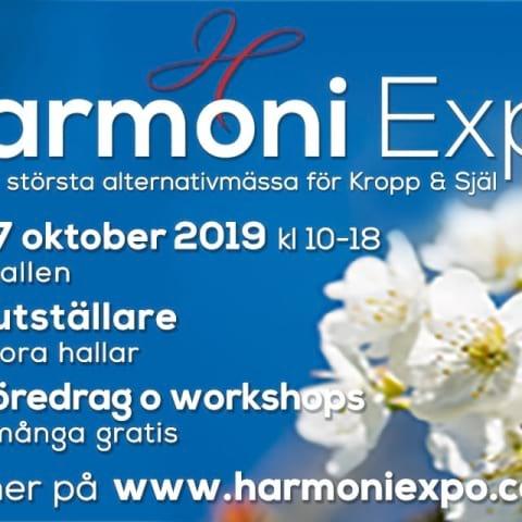 HarmoniExpo - Sveriges största alternativmässa för Kropp & Själ