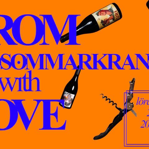 From Midsommarkransen with Love