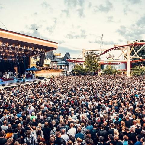 Gröna Lund concerts 2020: this year's artist line-up
