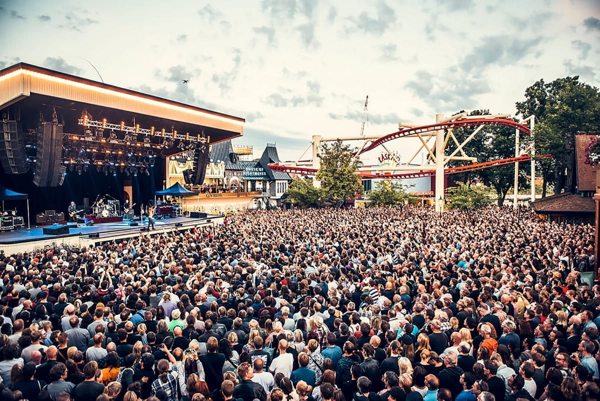 Gröna Lund concerts 2020: this year's artist line-up